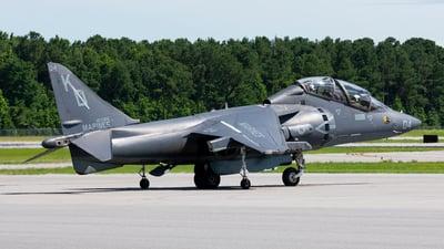 163186 - McDonnell Douglas TAV-8B Harrier II - United States - US Marine Corps (USMC)