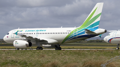 G-DBCI - Airbus A319-131 - Lanmei Airlines