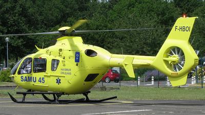 A picture of FHBOI - Eurocopter EC135 T2+ - [1011] - © Alexandre Fevrier