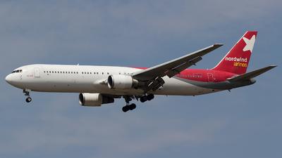 VQ-BOG - Boeing 767-341(ER) - Ikar (Nordwind Airlines)