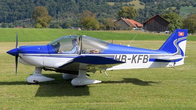 HB-KFB - Robin HR200/160 Acrobin - Private