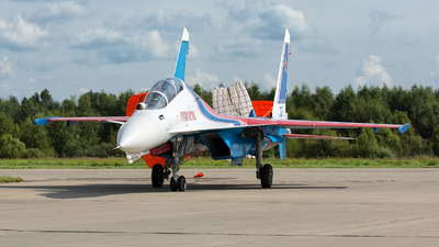 RF-81703 - Sukhoi Su-30SM - Russia - Air Force