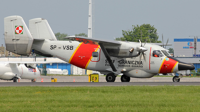 SP-VSB - PZL-Mielec M-28 Skytruck - Poland - Border Guard