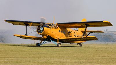 HA-MBN - PZL-Mielec An-2 - Private