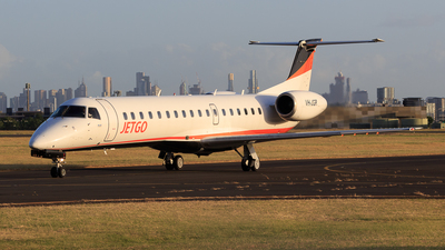 A picture of VHJGR - Embraer ERJ145LR - [145307] - © William Bond