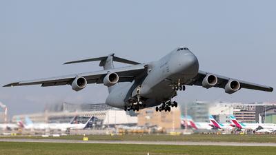 85-0002 - Lockheed C-5M Super Galaxy - United States - US Air Force (USAF)