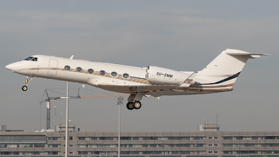 SU-SMM - Gulfstream G450 - Smart Aviation