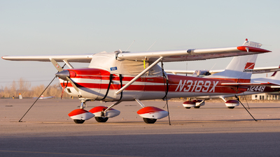 N3169X - Cessna 150G - Private