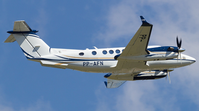 PP-AFN - Beechcraft B300 King Air 350 - Private