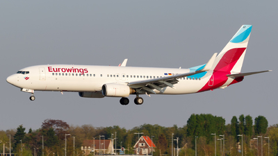 D-ABAF - Boeing 737-86J - Eurowings (TUI)