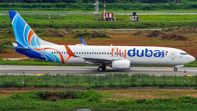 A picture of A6FGI - Boeing 7378KN - FlyDubai - © Ashiqur Rahman