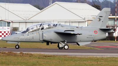 MM55235 - Alenia Aermacchi T-345A - Italy - Air Force