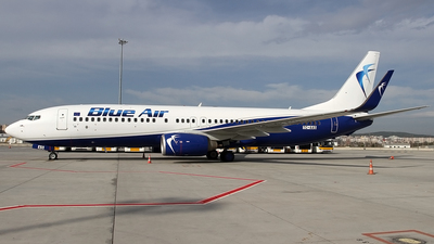 TC-AAS - Boeing 737-82R - Blue Air