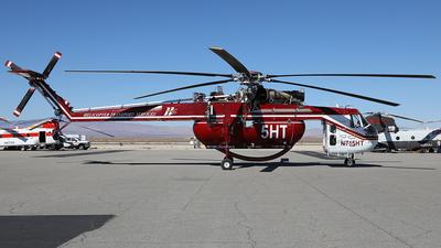 N715HT - Sikorsky CH-54B Skycrane - Helicopter Transport Services