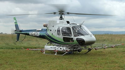 ZS-HDN - Airbus Helicopters H125 - Private