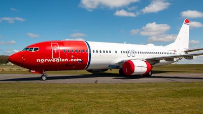 A picture of SERRI - Boeing 7378JP - [41136] - © Simon Fewkes