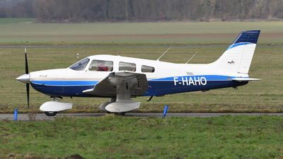 F-HAHO - Piper PA-28-181 Archer III - Private