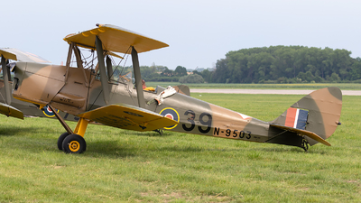G-ANFP - De Havilland DH-82A Tiger Moth - Private