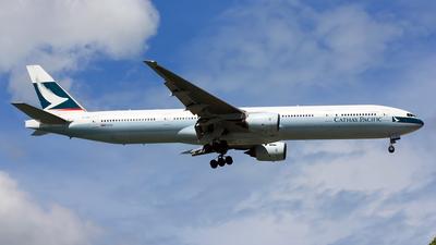B-HNH - Boeing 777-367 - Cathay Pacific Airways
