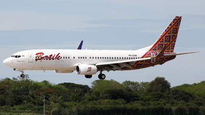 A picture of PKLBW - Boeing 7378GP - Batik Air - © Herison Riwu Kore