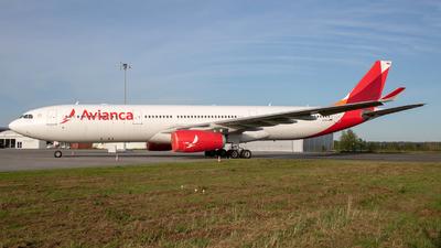A picture of DAAAN - Airbus A330343 - [1357] - © Gerrit Griem