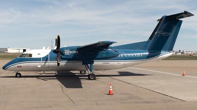 C-GCFK - Bombardier Dash 8-102 - Nav Canada