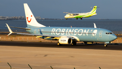 G-TUKN - Boeing 737-8K5 - TUI