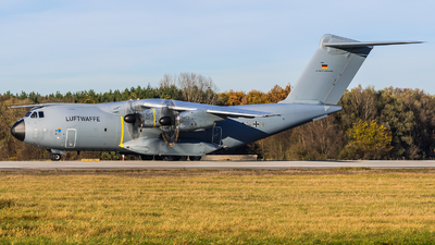 54-18 - Airbus A400M - Germany - Air Force