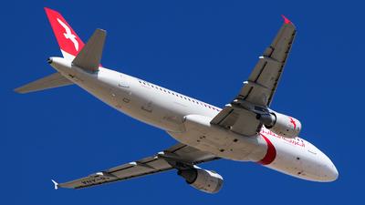 A6-ANA - Airbus A320-214 - Air Arabia