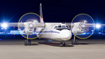 LZ-ABJ - Antonov An-26B - Rose Air