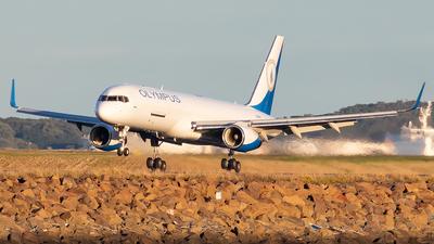 SX-APX - Boeing 757-223(PCF) - Olympus Airways