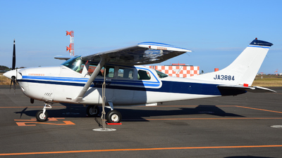 JA3884 - Cessna TU206G Turbo Stationair - Hokkaido Aviation (HKK)