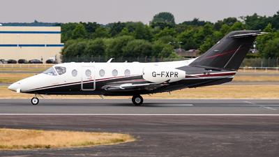 G-FXPR - Nextant 400XT - Flairjet