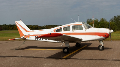 N8782M - Beechcraft A23 Musketeer - Private