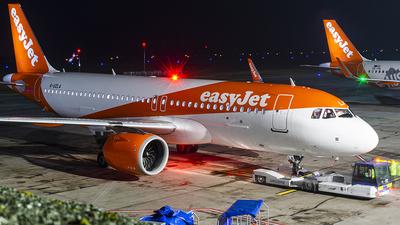 A picture of GUZLA - Airbus A320251N - easyJet - © KonradWyszynski