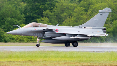 124 - Dassault Rafale C - France - Air Force