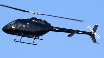 JA505J - Bell 505 Jet Ranger X - Private