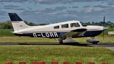A picture of GLORR - Piper PA28181 - [2843037] - © IAN CHANTLER