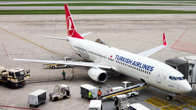 TC-JYJ - Boeing 737-9F2ER - Turkish Airlines