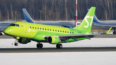 A picture of VQBYD - Embraer E170STD - S7 Airlines - © ShipSash