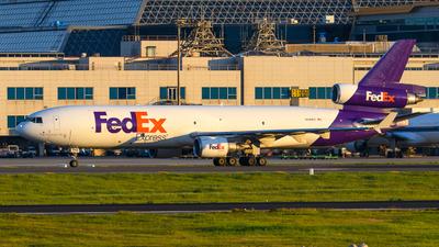 N593FE - McDonnell Douglas MD-11(F) - FedEx