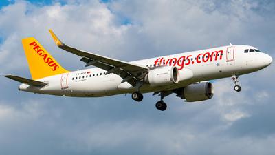 TC-NCD - Airbus A320-251N - Pegasus Airlines