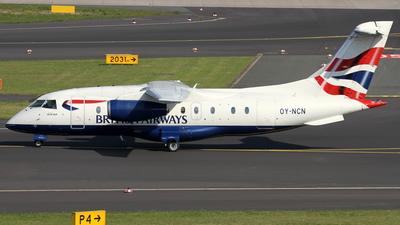 OY-NCN - Dornier Do-328-300 Jet - British Airways (Sun-Air)