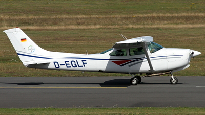 A picture of DEGLF - Cessna FR182 Skylane RG - [FR18200034] - © Daniel Schwinn