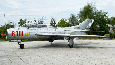 60111 - Shenyang JJ-6 - China - Air Force