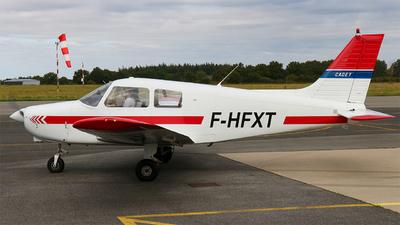 F-HFXT - Piper PA-28-161 Cadet - Aero-Club Yonnais