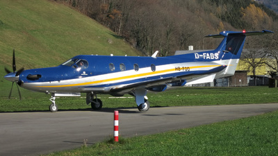 A picture of HBFQD - Pilatus PC12/47E -  - © Mirko Bleuer