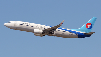 B-5459 - Boeing 737-85C - Hebei Airlines