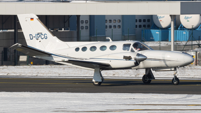 D-IPCG - Cessna 425 Conquest I - Aerowest