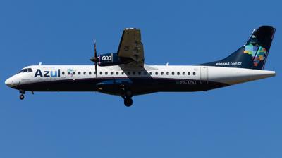 PR-AQM - ATR 72-212A(600) - Azul Linhas Aéreas Brasileiras